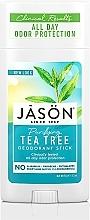 """Parfüm, Parfüméria, kozmetikum Dezodor stift """"Teafa"""" - Jason Natural Cosmetics Pure Natural Deodorant Stick Tea Tree"""