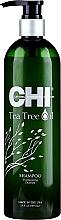 Parfüm, Parfüméria, kozmetikum Sampon teafa olajjal - CHI Tea Tree Oil Shampoo