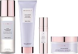 Parfüm, Parfüméria, kozmetikum Szett - Monat Be Balanced (cr/45ml + foam/120ml + ser/30ml + essence/120ml)