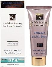 Parfüm, Parfüméria, kozmetikum Kollagén erősítő maszk arcra - Health And Beauty Collagen Firming Facial Mask