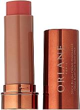 Parfüm, Parfüméria, kozmetikum Krémes pirosító - Orlane Cream Blush Sun Glow Stick