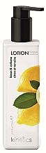 """Parfüm, Parfüméria, kozmetikum Kéz- és testápoló """"Citrom és vasfű"""" - Kinetics Lemon & Verbena Lotion"""