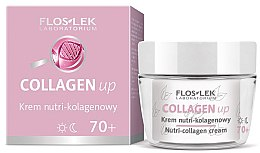 Parfüm, Parfüméria, kozmetikum Kollagén arckrém 70+ - Floslek Collagen Up Nutrii-collagen Cream 70+