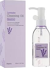 "Parfüm, Parfüméria, kozmetikum Tisztító olaj ""Levendula"" - A'pieu Lavender Cleansing Oil"