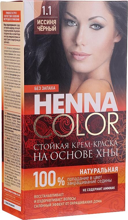 Tartós henna hajfesték - Fito Kozmetikum Henna Color