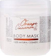 """Parfüm, Parfüméria, kozmetikum Test- és arcmaszk """"Narancs és fahéj"""" - Sezmar Collection Professional Body Mask Orange Cinnamon"""