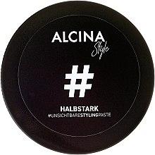 Parfüm, Parfüméria, kozmetikum Hajformázó paszta, közepes fixáló - Alcina Style Halbstark
