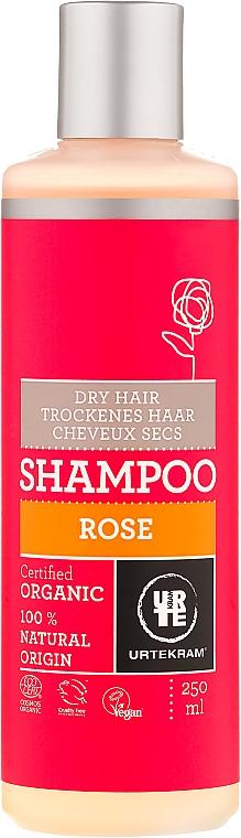 """Sampon száraz hajra """"Rózsa"""" - Urtekram Rose Dry Hair Shampoo"""