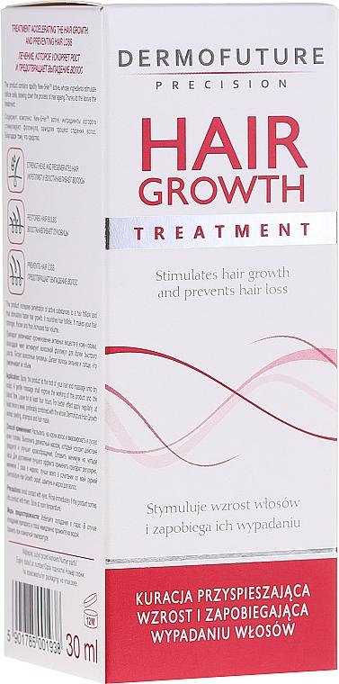 Hajhullás elleni kúra - DermoFuture Hair Growth Peeling Treatment