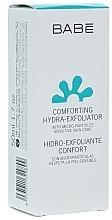 Parfüm, Parfüméria, kozmetikum Gyengéd hidratáló arcradír - Babe Laboratorios Comforting Hydra-Exfoliator