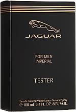 Parfüm, Parfüméria, kozmetikum Jaguar Imperial for Men - Eau De Toilette (teszter kupak nélkül)