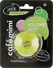 """Parfüm, Parfüméria, kozmetikum Ajakbalzsam """"Menta"""" - Cafe Mimi Lip Balm Volume Mint"""