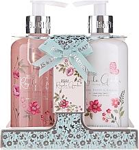 Parfüm, Parfüméria, kozmetikum Szett - Baylis & Harding Royale Garden Rose Poppy And Vanila (soap/300ml + h/cr/300ml)
