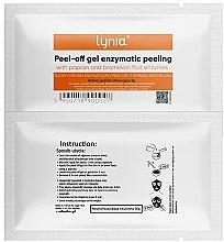 Parfüm, Parfüméria, kozmetikum Arcmaszk, enzimes - Lynia Peel Off Gel Enzymatic Peeling