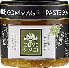 Parfüm, Parfüméria, kozmetikum Szappan olívával - Saryane Olive & Moi Savon Noir
