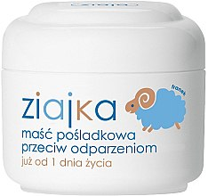 Parfüm, Parfüméria, kozmetikum Pelenkakiütés elleni krém - Ziaja Nappy Cream