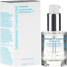 Parfüm, Parfüméria, kozmetikum Mély hidratáló szérum - Germaine de Capuccini HydraCure Hyaluronic Force Deep Hydration Serum
