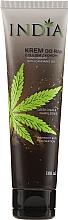 Parfüm, Parfüméria, kozmetikum Kézkrém kenderolajjal - India Hand Cream With Cannabis