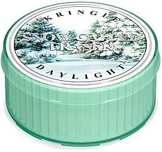 Parfüm, Parfüméria, kozmetikum Tea gyertya - Kringle Candle Snow Capped Fraser Daylight