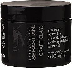 Parfüm, Parfüméria, kozmetikum Modellező agyag mattító hatással - Sebastian Professional Form Craft Clay Remoldable-Matte