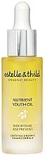 Parfüm, Parfüméria, kozmetikum Tápoláló arcolaj - Estelle & Thild BioDefense Nutrient Youth Oil