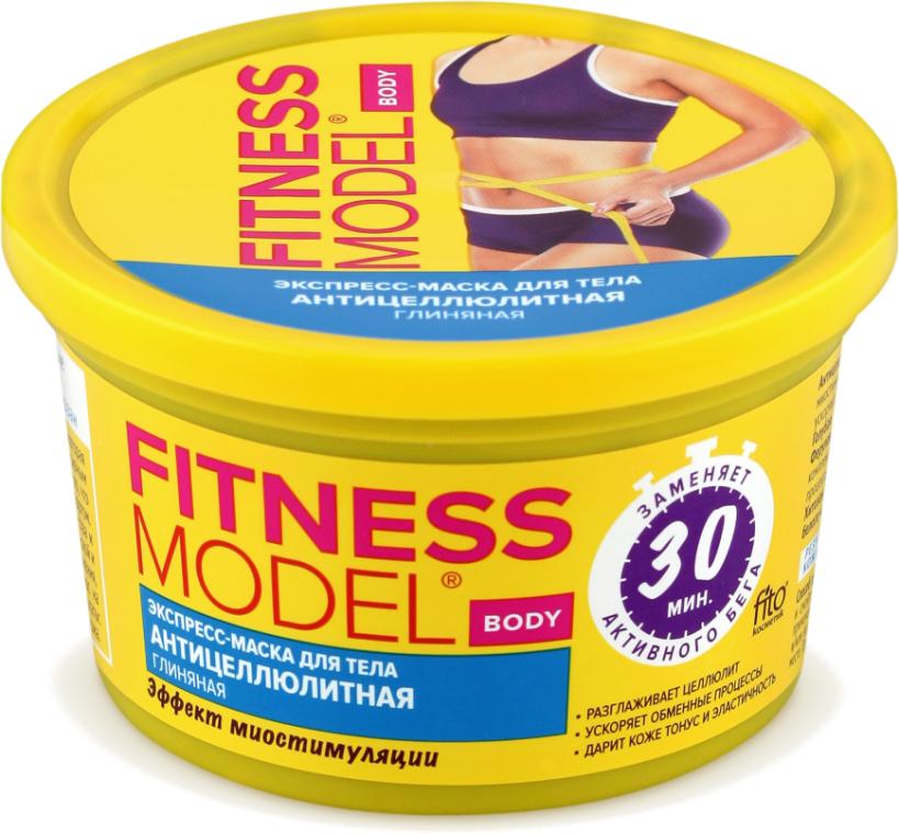 Narancsbőr elleni agyagmaszk testre - Fito Kozmetik Fitness Model