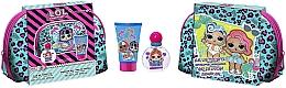 Parfüm, Parfüméria, kozmetikum Air-Val International LOL Surprise XTL - Szett (edt/50ml + sh/gel/100ml + bag)
