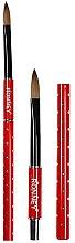 Parfüm, Parfüméria, kozmetikum Körömdíszítő ecset, RN 00442 - Ronney Professional Acrylic Nail Art Brush №10
