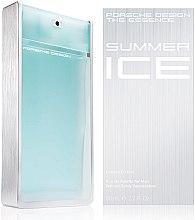 Parfüm, Parfüméria, kozmetikum Porsche Design The Essence Summer Ice - Eau De Toilette