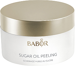 Parfüm, Parfüméria, kozmetikum Cukros peeling Argán - Babor Cleansing Sugar Oil Peeling
