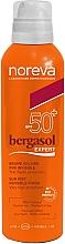 Parfüm, Parfüméria, kozmetikum Napvédő testpermet - Noreva Bergasol Sublim Sun Mist SPF50+