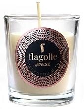 """Parfüm, Parfüméria, kozmetikum Illatosított gyertya """"Tengerparti gyümölcsök"""" - Flagolie Fragranced Candle Fruits On The Beach"""