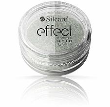 Parfüm, Parfüméria, kozmetikum Köröm púder - Silcare Effect Powder Holo