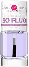 Parfüm, Parfüméria, kozmetikum Fedőlakk - Bell So Fluo Nail Enamel