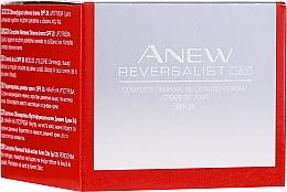 Parfüm, Parfüméria, kozmetikum Komplex arcápolás - Avon Anew Reversalist Day Complete Renewal Multi Action Cream SPF 20