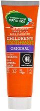 Parfüm, Parfüméria, kozmetikum Organikus baba fogkrém - Urtekram Childrens Toothpaste Original