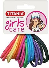 Parfüm, Parfüméria, kozmetikum Hajgumi, 20 db, színes - Titania Girls Care