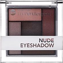 Parfüm, Parfüméria, kozmetikum Hipoallergén krémes-selymes szemhéjpúder - Bell Hypoallergenic Nude Eyeshadow