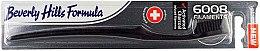 Parfüm, Parfüméria, kozmetikum Fogkefe, lágy - Beverly Hills Formula 6008 Filament Charcoal Toothbrush