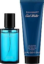 Parfüm, Parfüméria, kozmetikum Davidoff Cool Water - Szett (edt/40ml + sh/gel/75ml)