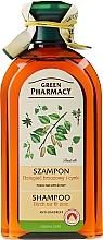 """Parfüm, Parfüméria, kozmetikum Sampon """"Cink és nyírfa kátrány"""" - Green Pharmacy"""