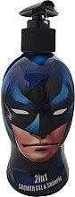 Parfüm, Parfüméria, kozmetikum Tusfürdő és sampon 2 az 1-ben gyerekeknek - Corsair Batman 2in1 Shower Gel&Shampoo