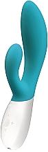 Parfüm, Parfüméria, kozmetikum Kétvégű g pont stimuláló, kék - Lelo Ina Wave Ocean Blue