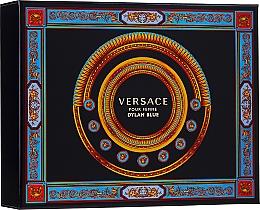Parfüm, Parfüméria, kozmetikum Versace Pour Femme Dylan Blue - Szett (edp/50ml + b/l/50ml + s/g/50ml)