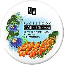"""Parfüm, Parfüméria, kozmetikum Arc- és testkrém """"E vitamin és Dexpantenol"""" - AA Face And Body Care Cream"""