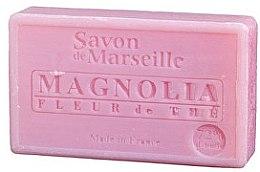 """Parfüm, Parfüméria, kozmetikum Természetes szappan """"Magnólia és teafa virágok"""" - Le Chatelard 1802 Soap Magnolia and Tea Flowers"""