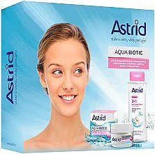 Parfüm, Parfüméria, kozmetikum Szett - Astrid Aqua Biotic Set (cr/50ml+micel/water/400ml)