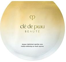 Parfüm, Parfüméria, kozmetikum Helyreállító maszk szemkörnyékre - Cle De Peau Beaute Vitality-Enhancing Eye Mask Supreme