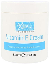 Parfüm, Parfüméria, kozmetikum Krém-olaj testre E-vitaminnal - Xpel Marketing Ltd Body Care Vitamin E Cream