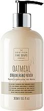 Parfüm, Parfüméria, kozmetikum Folyékony kézszappan - Scottish Fine Soaps Oatmeal Cream Hand Wash